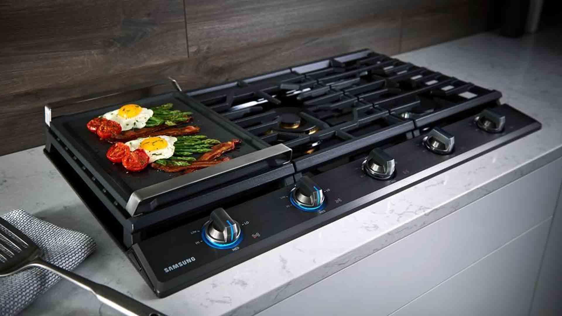 Samsung Cooktop Appliances Repair | Samsung Appliance Repair