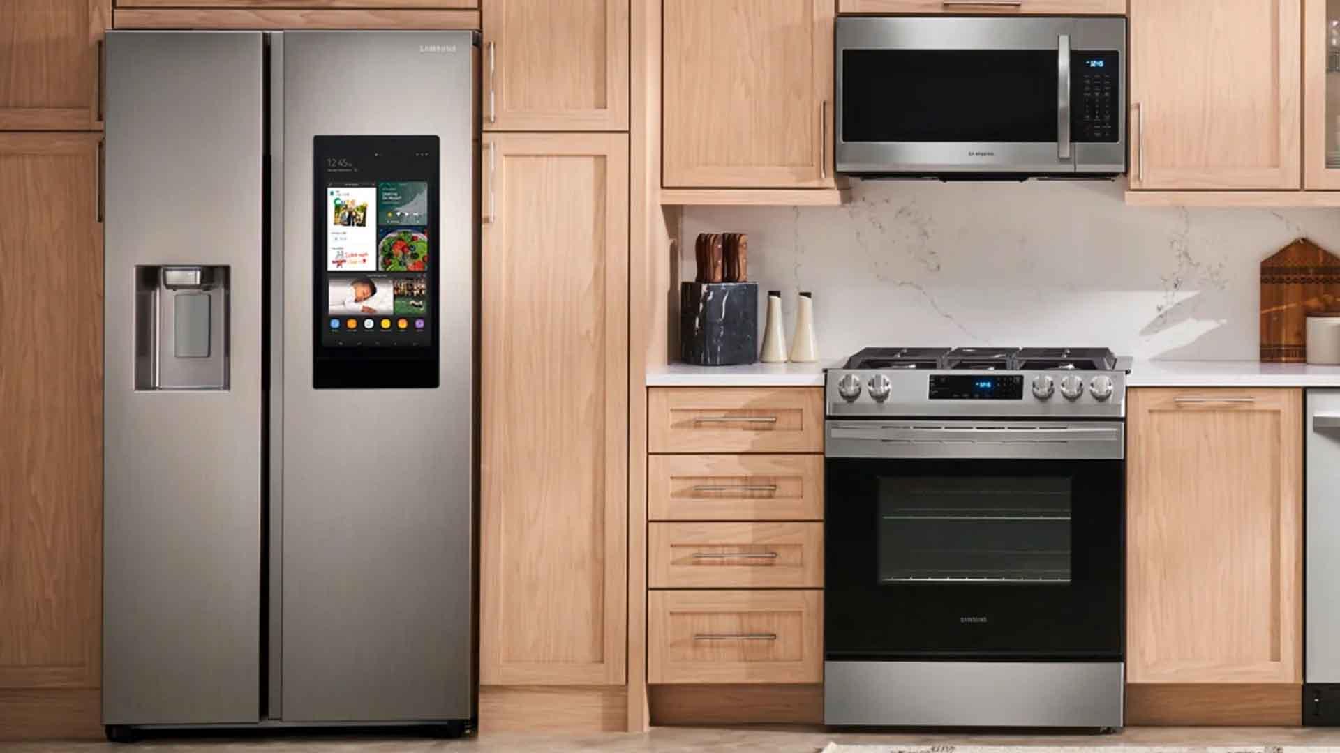 Samsung Side by Side Refrigerator Repair   Samsung Appliance Repairs